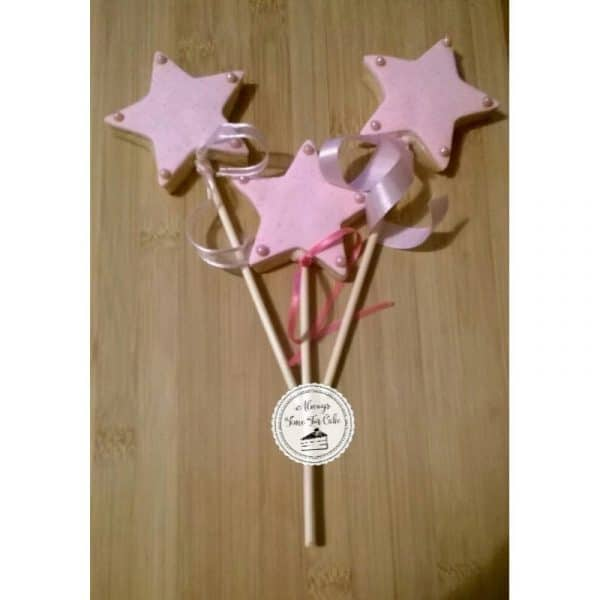 Fairy Wand Pops Cookie Pops